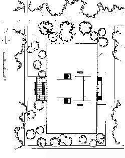 Краун холл crown hall архитектор мис ван