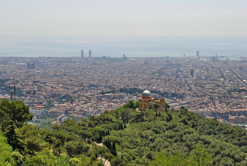 Arredores Barcelona