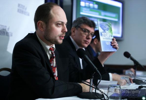 Владимир Кара-Мурза-младший вкритическом состоянии,— юрист