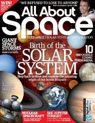 Журнал All about Space - Issue 35