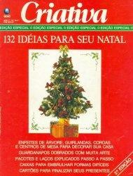 Журнал Criativa Ano.5 No.55 132 Ideias para seu Natal