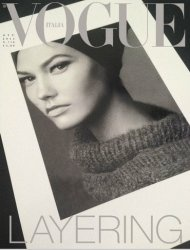 Журнал Vogue Italia - Ottobre 2014