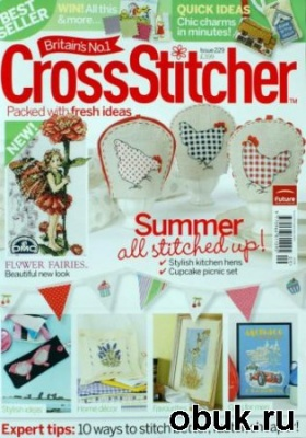 Cross Stitcher №229 2010