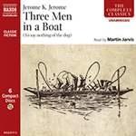 Аудиокнига Трое в лодке