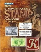 Книга Scott 2009 Standard Postage stamp catalogue. Vol. 5