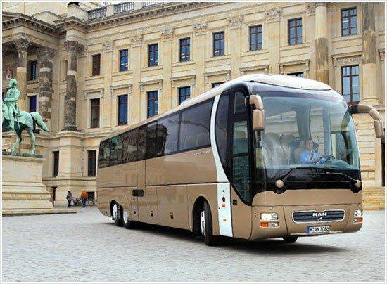 У любознательных и активных туристов пользуются спросом автобусные туры по Европе
