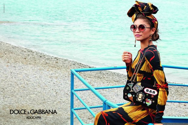 Dolce & Gabbana Spring Summer 2017 Campaign by Franco Pagetti
