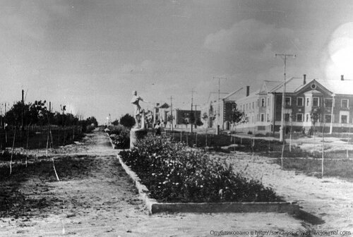 Малая Богданка 1950-е