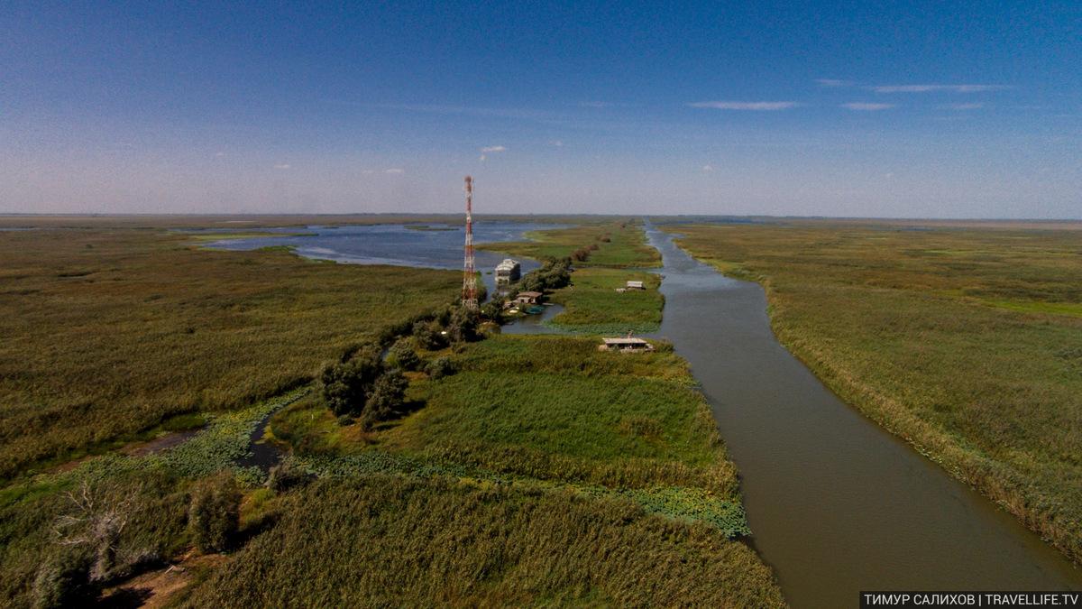 Аэросъемка Астрахани 7