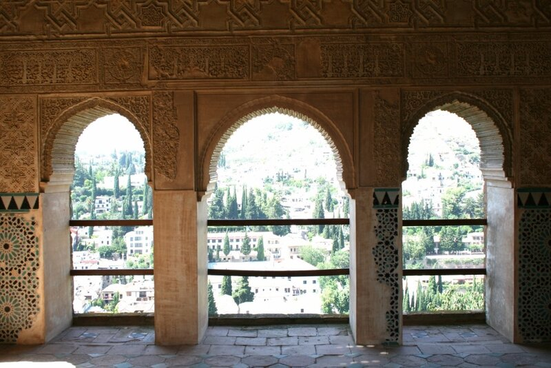 Альгамбра, Парталь