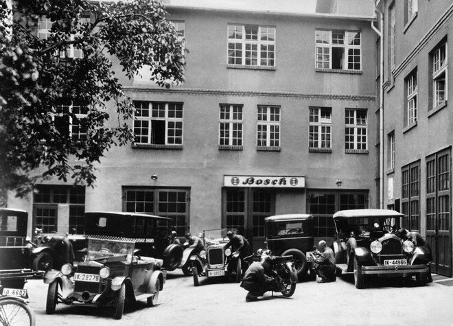 Сервис Bosch в Варшаве