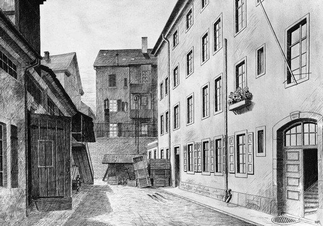 Первая мастерская Bosch