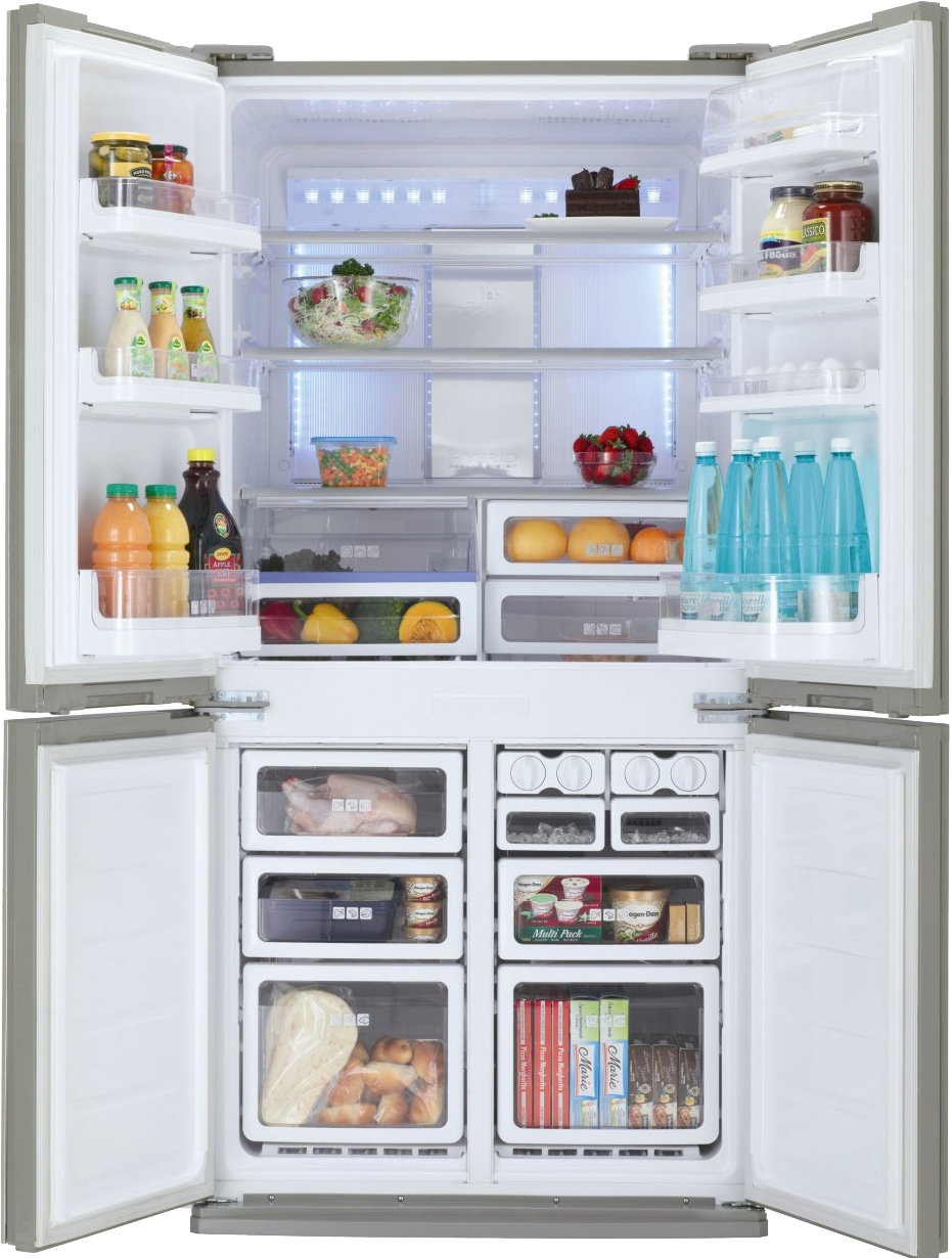 Side-by-Side холодильники - магазин японских холодильников в Краснодаре