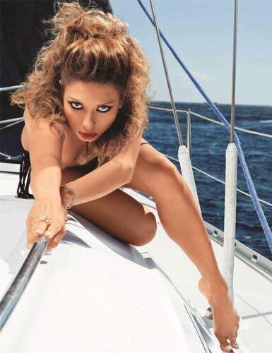 Оксана Борбат / Oksana Borbat in Playboy Mexico october 2009