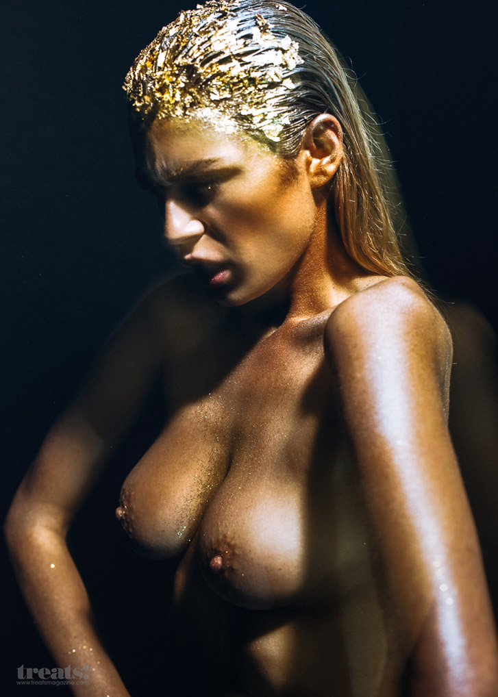блестящая Кейт Комптон / Kate Compton nude by Ben Tsui – Treats! Magazine April 11, 2014