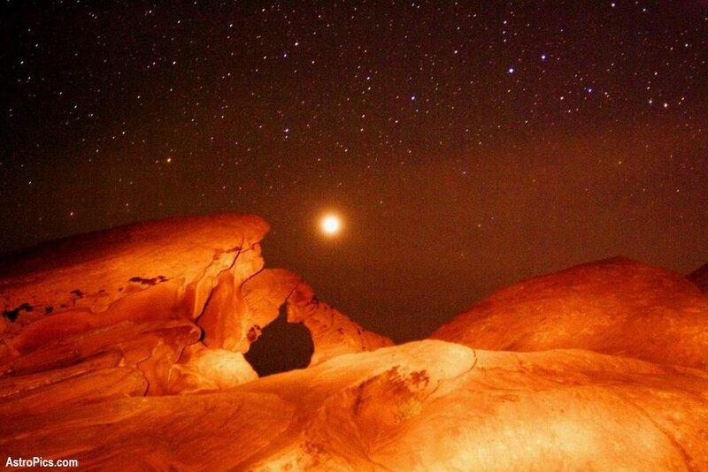 Марс в августе: ничего необычного