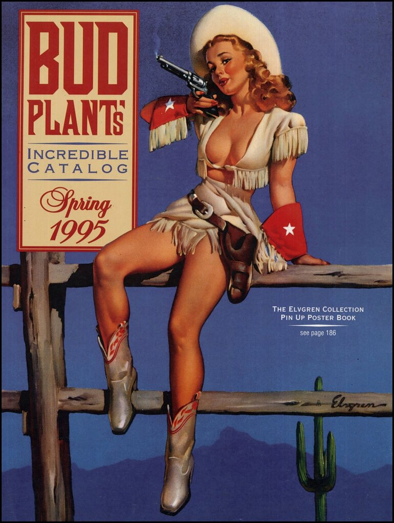 Bud Plant 1995