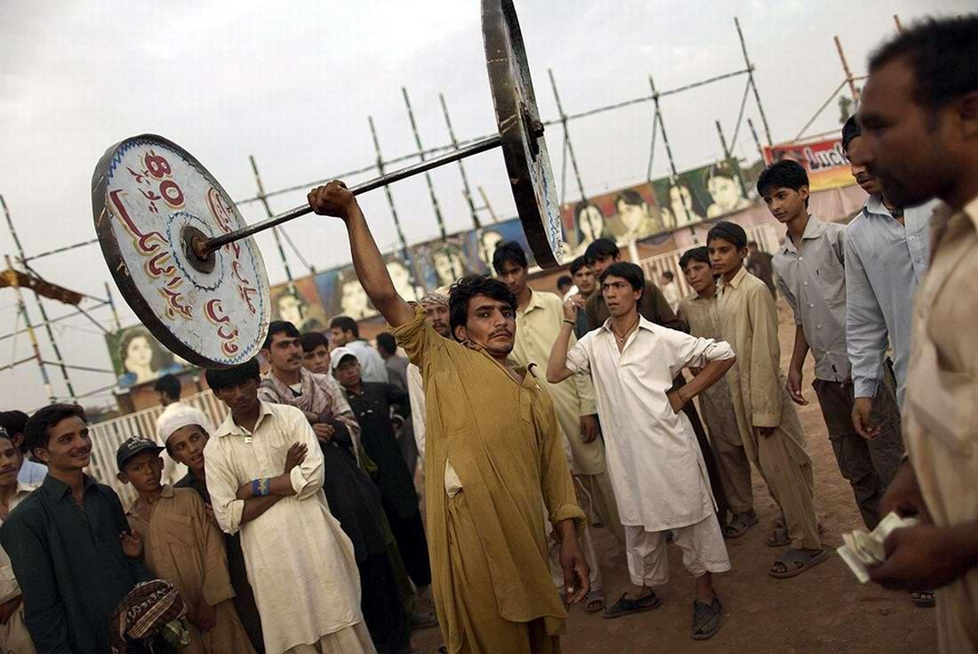 Парки развлечений для бедняков: Пакистанские Диснейленды (14)