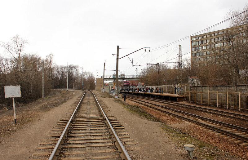Платформа Ленинградская