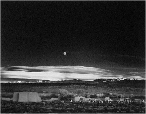 Автор: Петкун Евгений, блог Евгения Владимировича, фото, фотография: Восход луны. Эрнандес, Мексика.