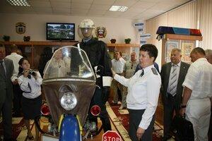В Приморье открылся музей ГИБДД