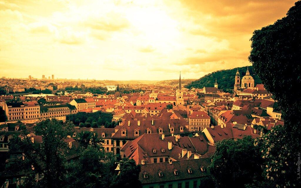 Чехия. День2: Пражский град– часть2