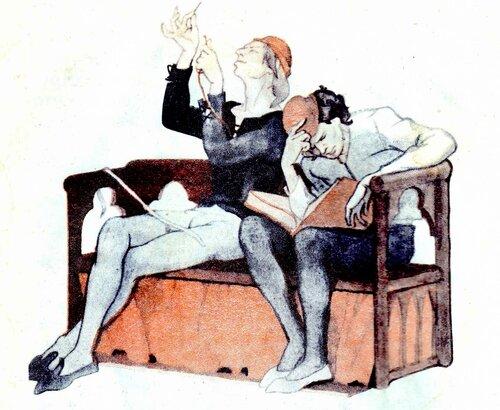 Дурень Ганс, иллюстрации Анастасии Архиповой
