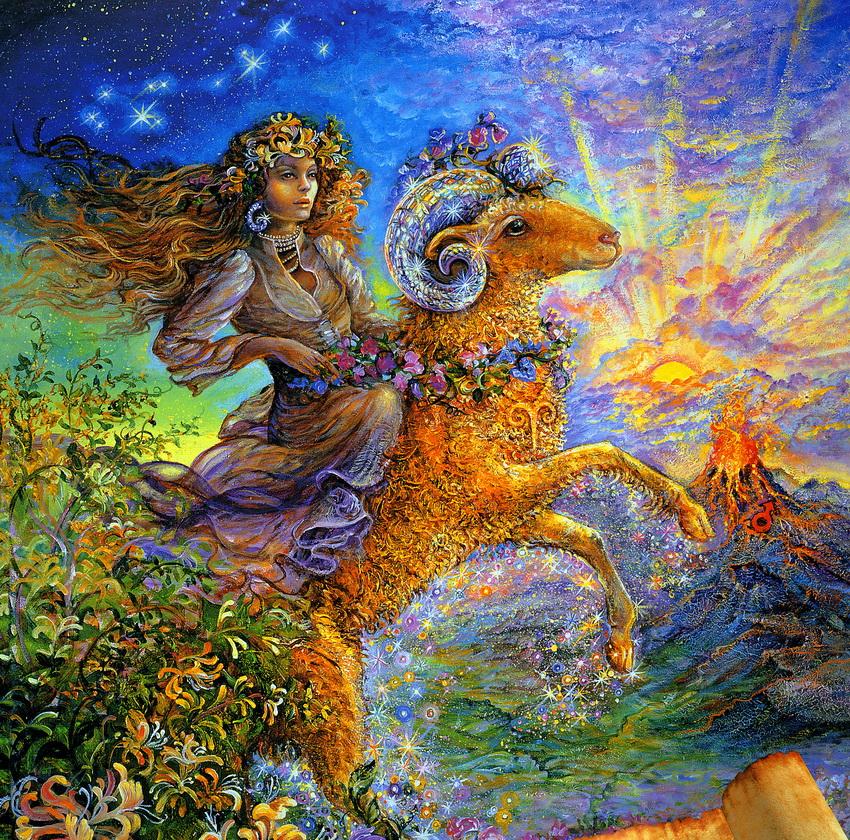 Великие Художники Рожденные По Знаком Земли