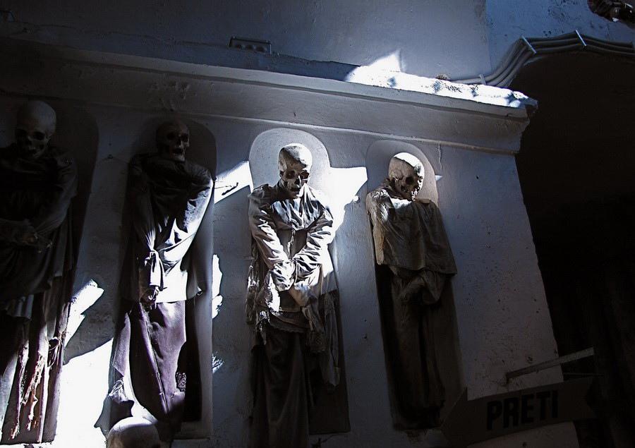 музей мертвецов