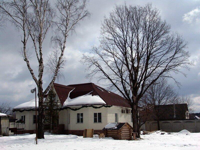 Элитный коттеджный поселок Лесные дали