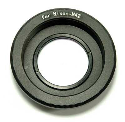 m42-nikon infinity focus adapter