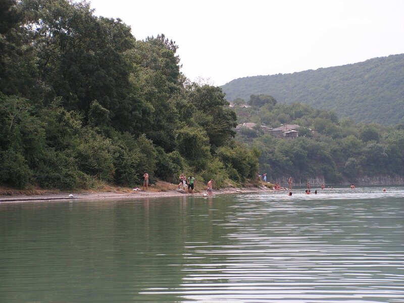 Озеро абрау дюрсо кемпинг фото отзывы