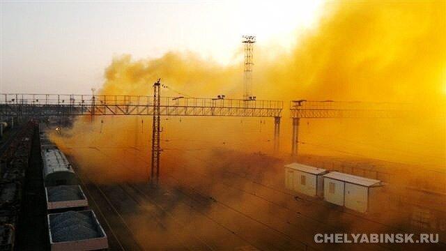 Однако Челябинск таки не Ливия...  В Челябинске...