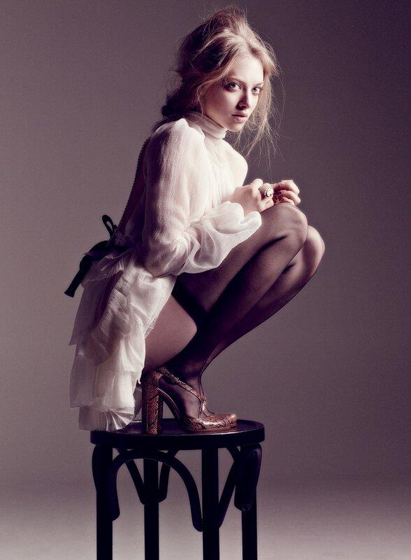 Аманда Сейфрид (Amanda Seyfried) 2011