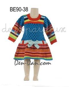 Нарядное платье для девочки 3-4 года - Одежда для девочек в. Заметки по...