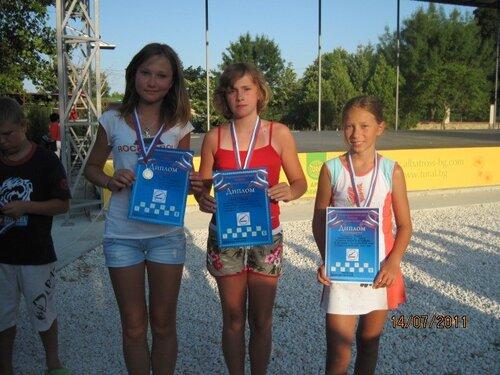 Летние сборы в Болгарии