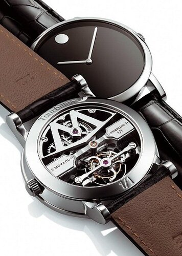 Movado Tourbillon Museum Watch
