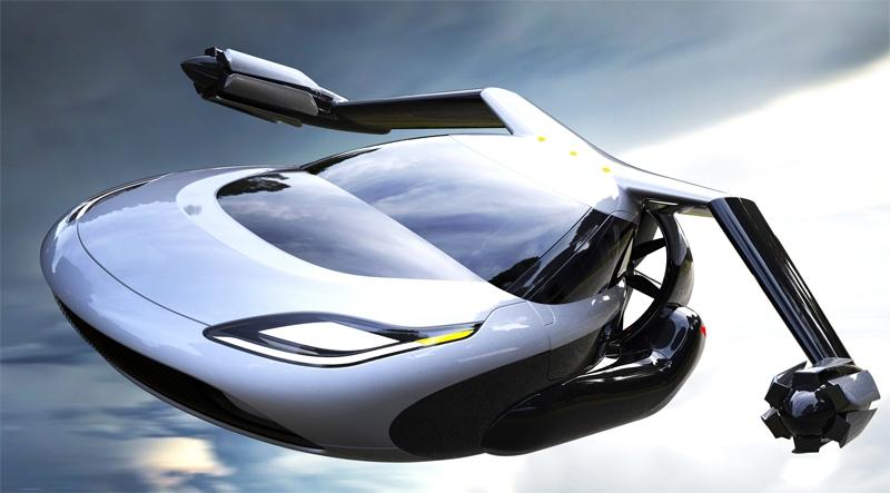 Крылатая машина Terrafugia TF-X сменила дизайн