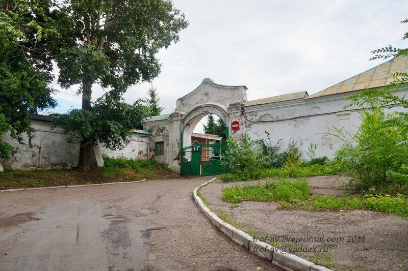 Казанский Воскресенский Новоиерусалимский мужской монастырь