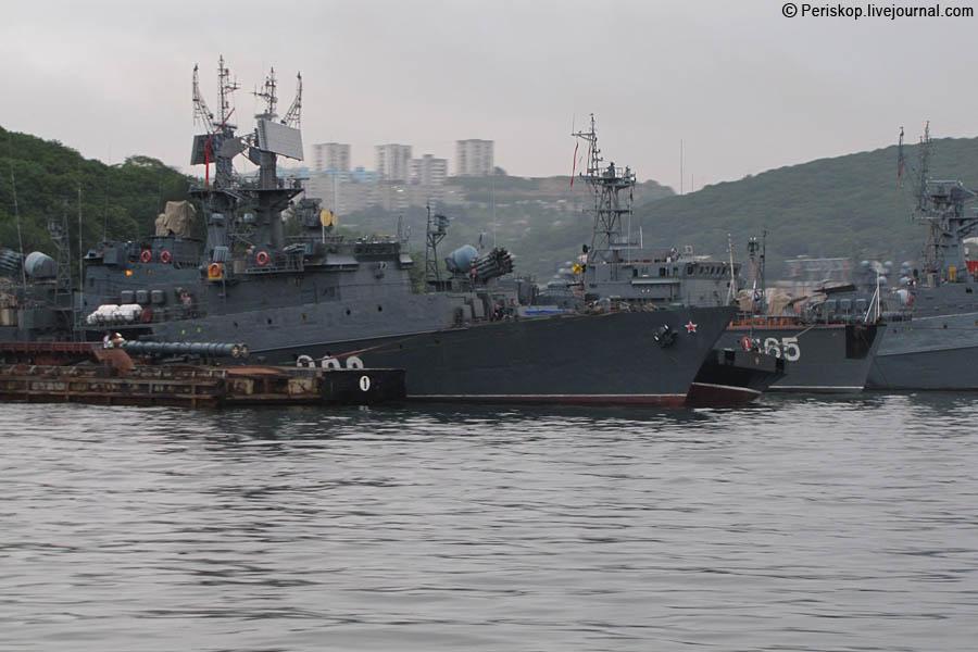 Транссиб-120, ч.1. Владивосток морской