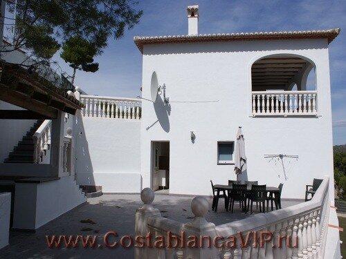 вилла в Monte Corona, вилла в Монте Корона, вилла в Испании, недвижимость в Испании, Коста Бланка, вилла с видом на море, вилла с видом на горы, CostablancaVIP