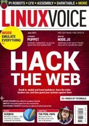 Журнал Linux Voice - June 2015