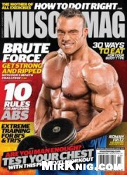 MuscleMag International - February 2014