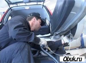 Технология антикоррозионной обработки автомобилей.