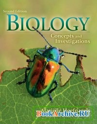 Книга Biology. Concepts and Investigations (2nd ed.).