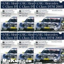 Журнал AMG Mercedes C-Class DTM 2008 № 37-42 2011
