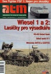 Журнал ATM 2005-10 (Armadni Technicky Magazin)
