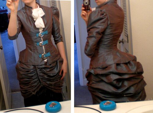 Стимпанк женские костюмы
