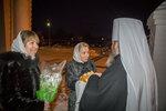 12.19 Митрополит Викторин посетил Свято-Никольский приход с. Завьялово