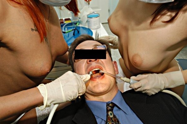 фото у стоматолога секс